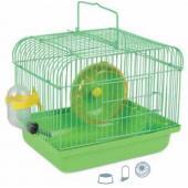 Клетка  для мелких грызунов, 22,5*17*19 см (YD-259)