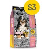 Корм для щенков крупных пород S3 Nutram Sound Large Breed Puppy