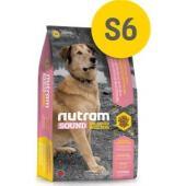 Корм для взрослых собак  S6 Nutram Sound Adult Dog