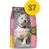 Корм для взрослых собак мелких пород  S7 Nutram Sound Small Breed Adult Dog