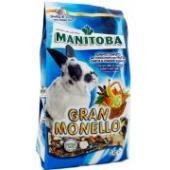 Gran Monello питательный корм для кроликов