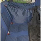 Автогамак OSSO Car Premium с защитой обивки дверей