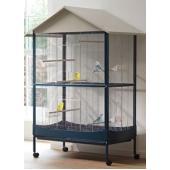 "Клетка для птиц ""Gite2""  100*60*168 см"