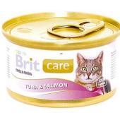 Консервы для кошек с тунцом и лососем (Tuna&Salmon)