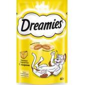 Лакомые подушечки для кошек с сыром