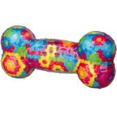 Игрушка для собак,  Кость, термопластичная резина, 17 см (33671)