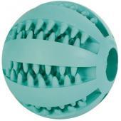 """Игрушка для собак. Мяч """"DENTAfun"""",Бейсбол,резина.,5 см. (3259)"""