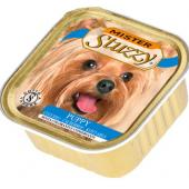 «Mister Stuzzy Dog» консервы для щенков (с курицей)