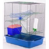 """Клетка для грызунов """"Мечта-2"""", 38,5*27,5*43,5 см"""