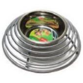 Подставка кольцевая с металлической миской 0,18 л (ККод-12)