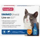 Капли от блох для кошек Vermicon,3 пипетки (Vermicon)
