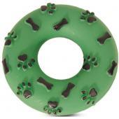 Кольцо с лапками и косточками 14 см, винил (713006)