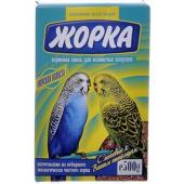 Для волнистых попугаев с морской капустой (коробка)