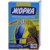 Для волнистых попугаев с минералами (коробка)