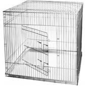Клетка для собак складная, КЛС-4 50*70*55