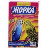 Для волнистых попугаев с орехами (коробка)