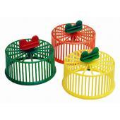 Колесо для грызунов без подставки, пластик, 9см