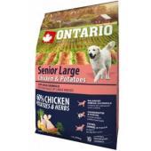 Для пожилых собак крупных пород с курицей и картофелем Senior Large Chicken & Potatoes