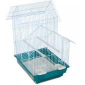 Клетка для птиц, эмаль, 34,5*28*50 см (3116 K)