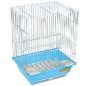 Клетка для птиц, цинк, 30*23*39 см (2105 Z)