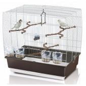"Клетка для птиц ""Irene 4"" 59*38*56 см, цинк (03605)"