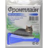 Спот для кошек от блох и клещей, 1 пипетка, Spot K