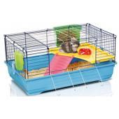 """Клетка для кроликов, морских свинок """"Ronny 80"""" 80*48,5*42 см (05857)"""