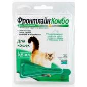Комбо для кошек от блох, клещей и яиц, 1 пипетка, Combo K