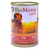 Консервы для собак низкокалорийные с индейкой с коричневым рисом  (LIGHT)