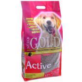 Для активных собак с курицей и рисом, Adult Active