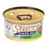 Stuzzy Gold консервы для кошек (мусс из телятины)