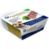 Паштет для Собак с Лососем и овощами (Dog Pate with Salmon & vegetables)