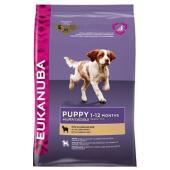Для щенков с рисом и ягненком (Puppy&JuniorLamb&Rice)