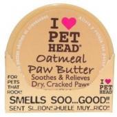 PetHead - Масло для потрескавшихся лап для собак с маслами ши, овсянки, жожоба, кокоса, оливок и алоэ вера