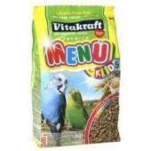 Корм для птенцов волнистых попугаев MENU KIDS