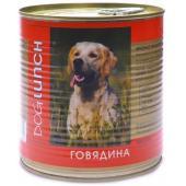 Консервы для собак  Говядина (28994)