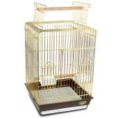 Клетка с открывающимся верхом для птиц, 47,5*47,5*68,5 см (1038A G)
