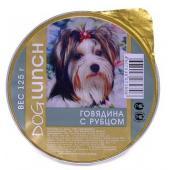 Консервы для собак Говядина с рубцом (28988)