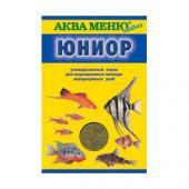 Корм АКВА МЕНЮ Юниор   650034