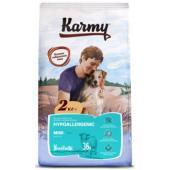 Сухой корм для собак мелких пород гипоаллергенный с ягненком 73259
