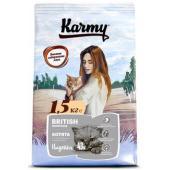 Сухой корм для беременных и кормящих кошек и котят в возрасте до 1 года породы британская короткошерстная 73294
