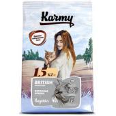 Сухой корм для взрослых кошек старше 1 года породы британская короткошерстная 73285