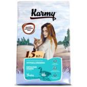 Сухой корм для кошек, склонных к пищевой аллергии с уткой 73321