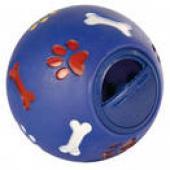 Игрушка для собак  Мячик для лакомства 7см - 3492