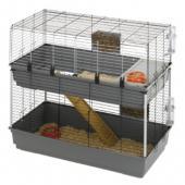 Клетка RABBIT 100 DOUBLE двухэтажная для кроликов 99*51,5*97,5 см 57046817