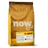 Беззерновой для щенков с индейкой, уткой и овощами, Fresh Puppy Recipe Grain Free