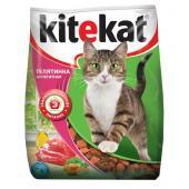 Сухой корм для кошек с аппетитной телятиной