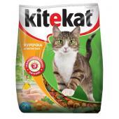 Сухой корм для кошек с аппетитной курицей