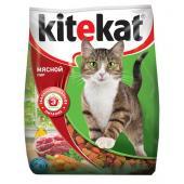 Сухой корм для кошек мясной пир