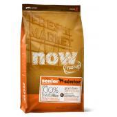 """Корм NOW FRESH holistic беззерновой """"Контроль веса"""" для собак с индейкой, уткой и овощами (Senior Recipe Grain Free)"""